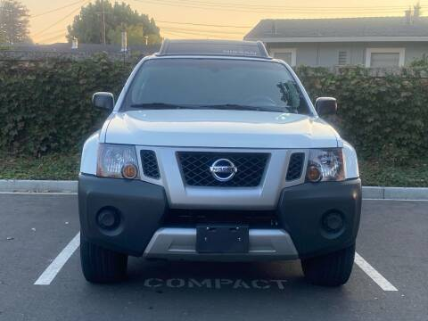 2013 Nissan Xterra for sale at CARFORNIA SOLUTIONS in Hayward CA