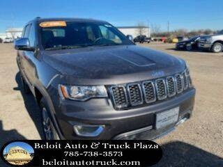 2019 Jeep Grand Cherokee for sale at BELOIT AUTO & TRUCK PLAZA INC in Beloit KS