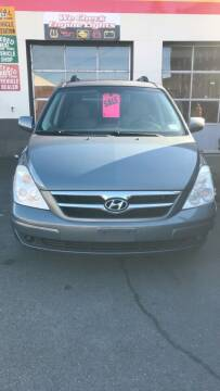 2008 Hyundai Entourage for sale at 696 Automotive Sales & Service in Troy NY