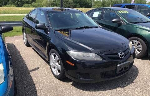 2007 Mazda MAZDA6 for sale at 51 Auto Sales Ltd in Portage WI