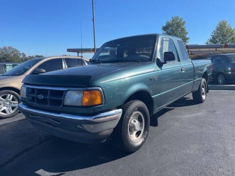 1996 Ford Ranger for sale at FASTRAX AUTO GROUP in Lawrenceburg KY