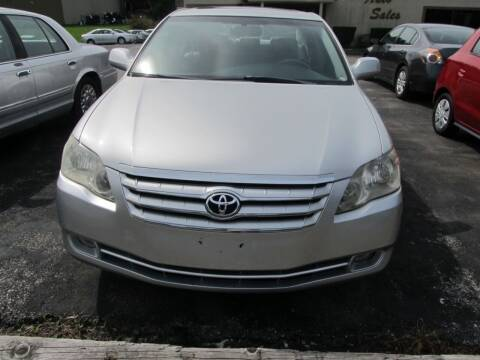 2005 Toyota Avalon for sale at Mid - Way Auto Sales INC in Montgomery NY