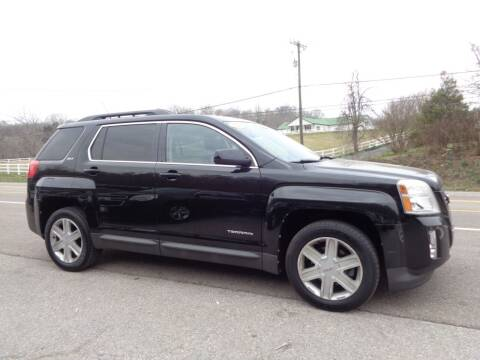 2011 GMC Terrain for sale at Car Depot Auto Sales Inc in Seymour TN