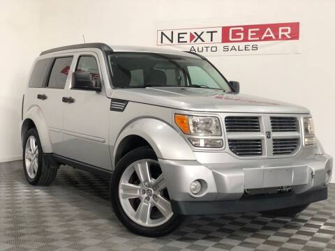 2011 Dodge Nitro for sale at Next Gear Auto Sales in Westfield IN