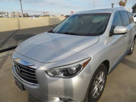2015 Infiniti QX60 for sale at The Car Shack in Corpus Christi TX