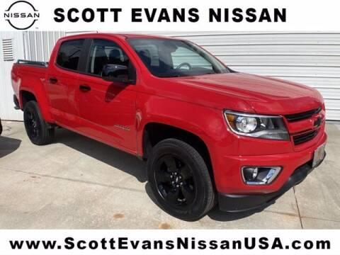 2018 Chevrolet Colorado for sale at Scott Evans Nissan in Carrollton GA