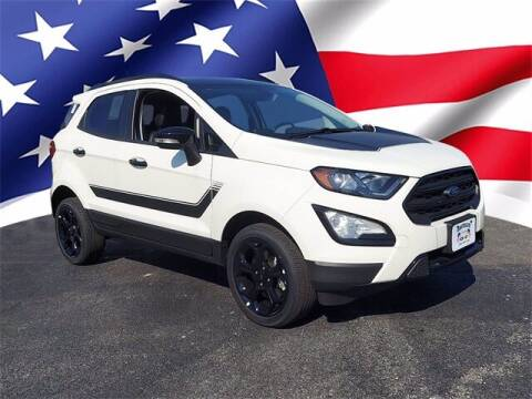 2021 Ford EcoSport for sale at Gentilini Motors in Woodbine NJ