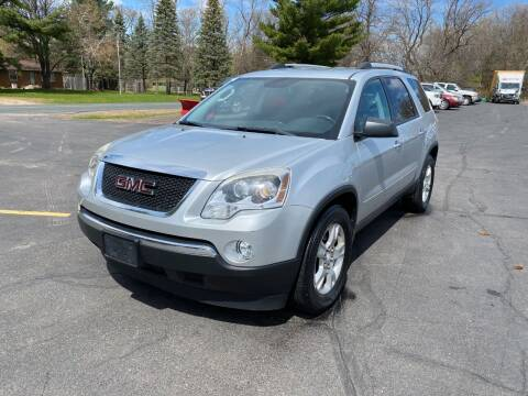 2012 GMC Acadia for sale at Northstar Auto Sales LLC in Ham Lake MN