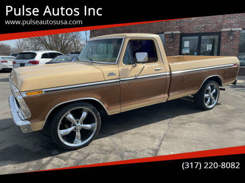 1977 Ford S-150 for sale at Pulse Autos Inc in Indianapolis IN
