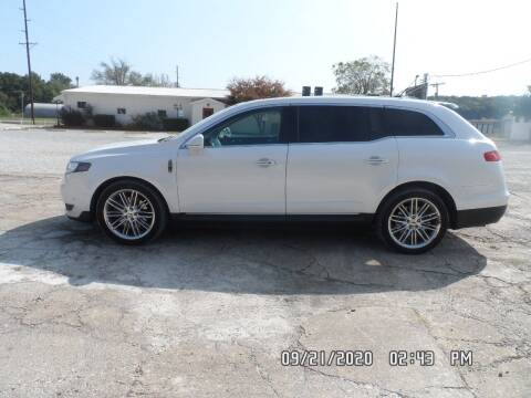 2013 Lincoln MKT for sale at Town and Country Motors in Warsaw MO