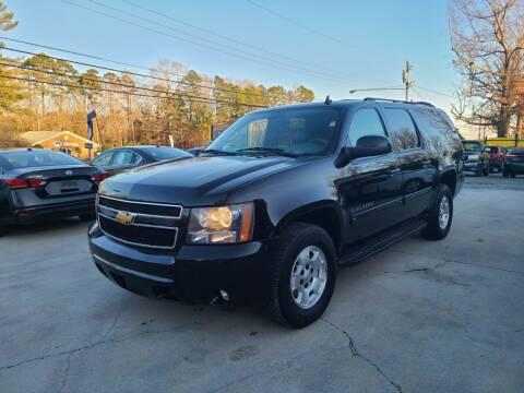 2014 Chevrolet Suburban for sale at DADA AUTO INC in Monroe NC