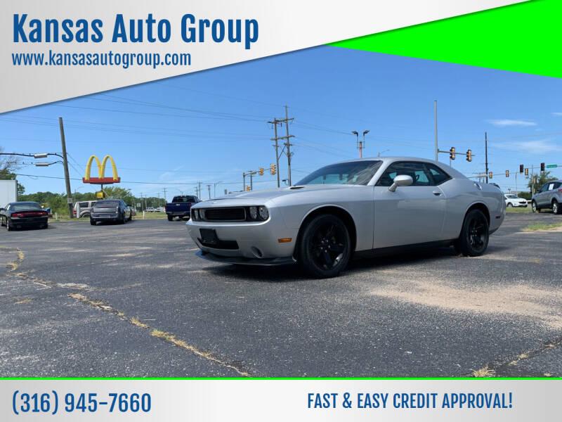 2012 Dodge Challenger for sale at Kansas Auto Group in Wichita KS