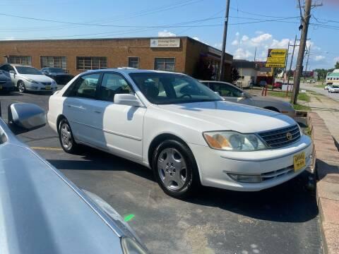 2003 Toyota Avalon for sale at Abrams Automotive Inc in Cincinnati OH