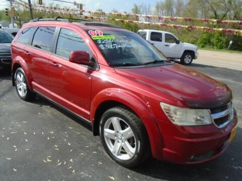 2009 Dodge Journey for sale at River City Auto Sales in Cottage Hills IL