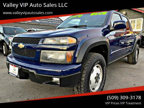 2009 Chevrolet Colorado for sale at Valley VIP Auto Sales LLC in Spokane Valley WA