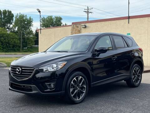2016 Mazda CX-5 for sale at North Imports LLC in Burnsville MN