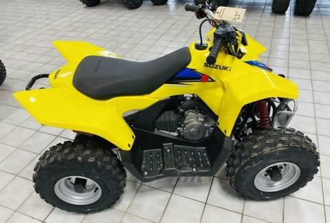 2021 Suzuki QuadSport Z90 for sale at Street Track n Trail in Conneaut Lake PA