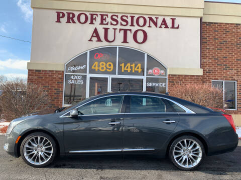 2013 Cadillac XTS for sale at Professional Auto Sales & Service in Fort Wayne IN