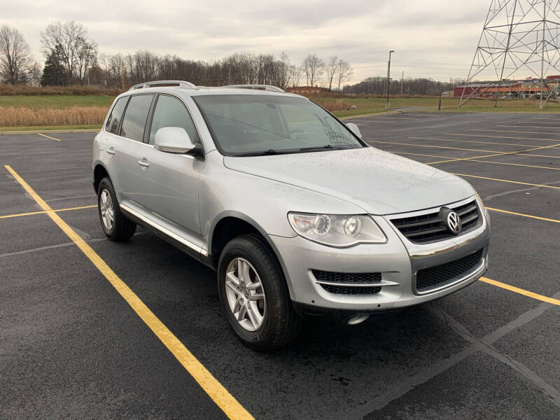2008 Volkswagen Touareg 2 for sale at Quality Motors Inc in Indianapolis IN