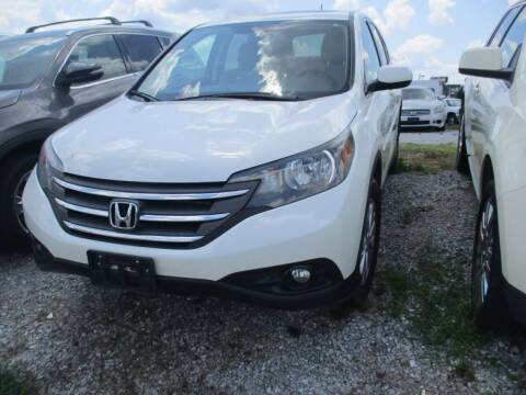 2013 Honda CR-V for sale at Z Motors in Chattanooga TN