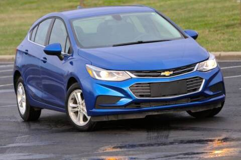 2018 Chevrolet Cruze for sale at MGM Motors LLC in De Soto KS