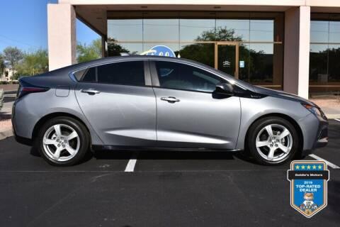 2019 Chevrolet Volt for sale at GOLDIES MOTORS in Phoenix AZ