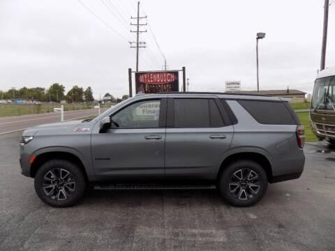 2021 Chevrolet Tahoe for sale at MYLENBUSCH AUTO SOURCE in O'Fallon MO
