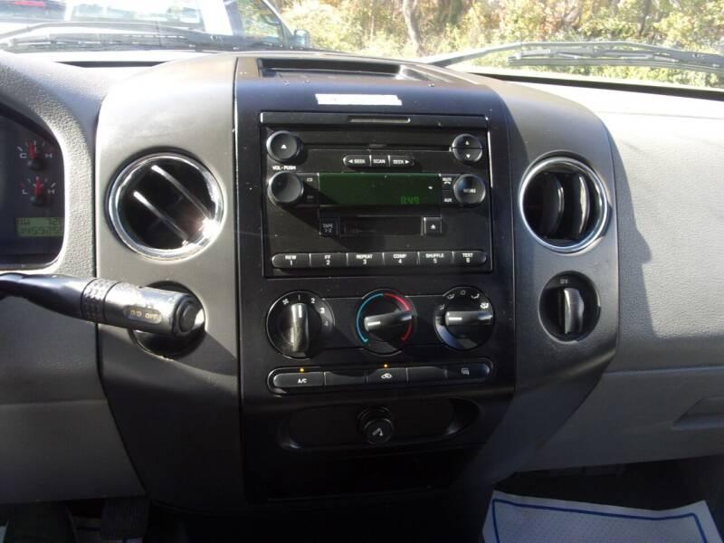 2005 Ford F-150 4dr SuperCab XLT 4WD Styleside 5.5 ft. SB - Lanham MD
