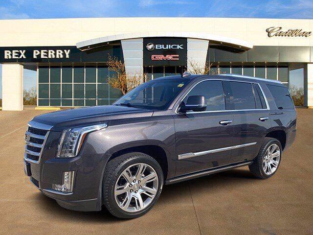 2015 Cadillac Escalade for sale at AutoJacksTX.com in Nacogdoches TX