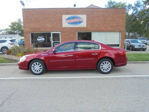 2011 Buick Lucerne for sale at Eyler Auto Center Inc. in Rushville IL