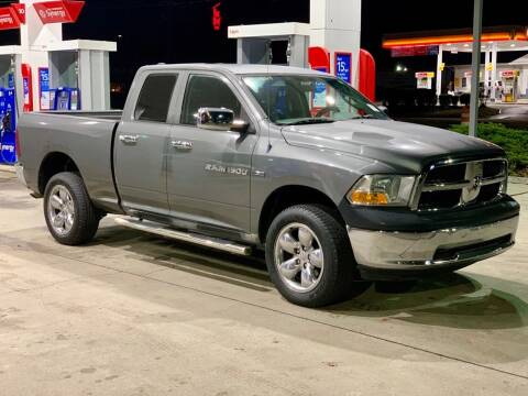 2011 RAM Ram Pickup 1500 for sale at XCELERATION AUTO SALES in Chester VA