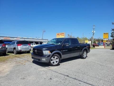 2011 RAM Ram Pickup 1500 for sale at TOMI AUTOS, LLC in Panama City FL