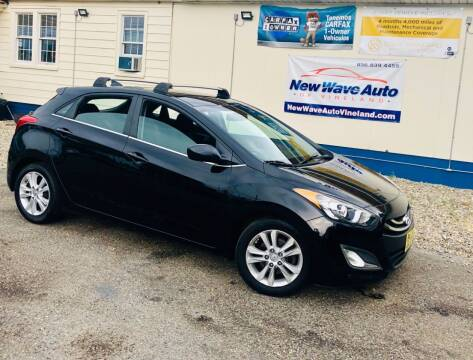 2013 Hyundai Elantra GT for sale at New Wave Auto of Vineland in Vineland NJ