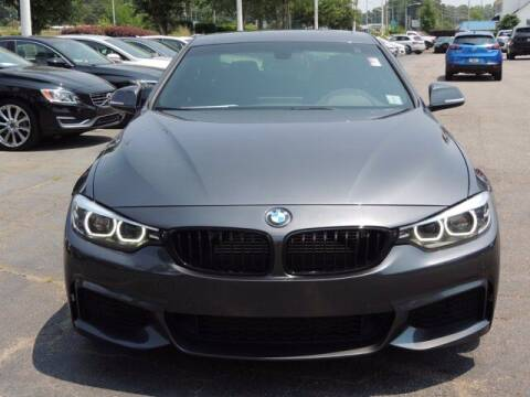 2018 BMW 4 Series for sale at Auto Finance of Raleigh in Raleigh NC