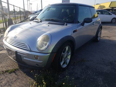 2004 MINI Cooper for sale at Castle Used Cars in Jacksonville FL