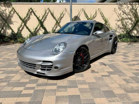 2008 Porsche 911 for sale at ROGERS MOTORCARS in Houston TX