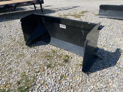 """2022 Unbranded 68"""" Snow Pusher / Box for sale at Ken's Auto Sales & Repairs in New Bloomfield MO"""