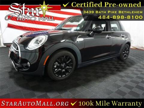 2018 MINI Hardtop 4 Door for sale at STAR AUTO MALL 512 in Bethlehem PA