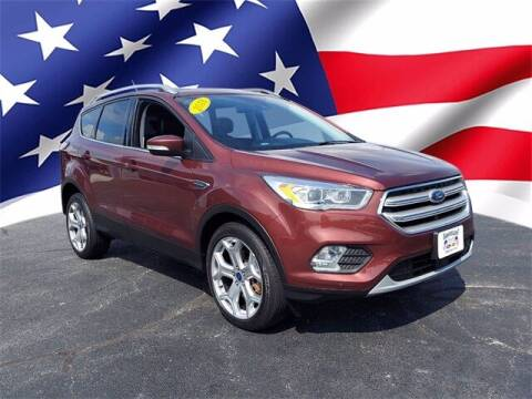 2018 Ford Escape for sale at Gentilini Motors in Woodbine NJ