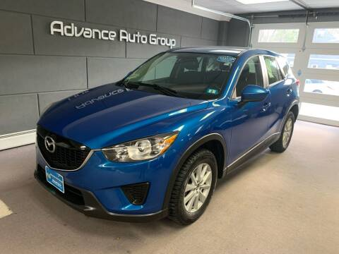 2014 Mazda CX-5 for sale at Advance Auto Group, LLC in Chichester NH