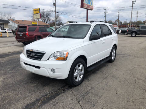 2008 Kia Sorento for sale at Neals Auto Sales in Louisville KY
