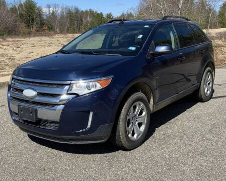 2012 Ford Edge for sale at Volare Motors in Cranston RI