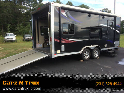 2014 Forest River WORK AND PLAY for sale at Carz N Trux in Twin Lake MI