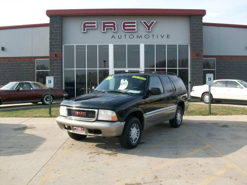 2000 GMC Jimmy for sale at Frey Automotive in Muskego WI