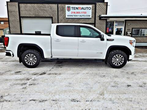 2019 GMC Sierra 1500 for sale at Ten 11 Auto LLC in Dilworth MN
