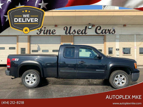 2012 GMC Sierra 1500 for sale at Autoplexwest in Milwaukee WI