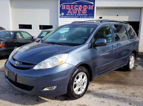 2006 Toyota Sienna for sale at Ericson Auto in Ankeny IA