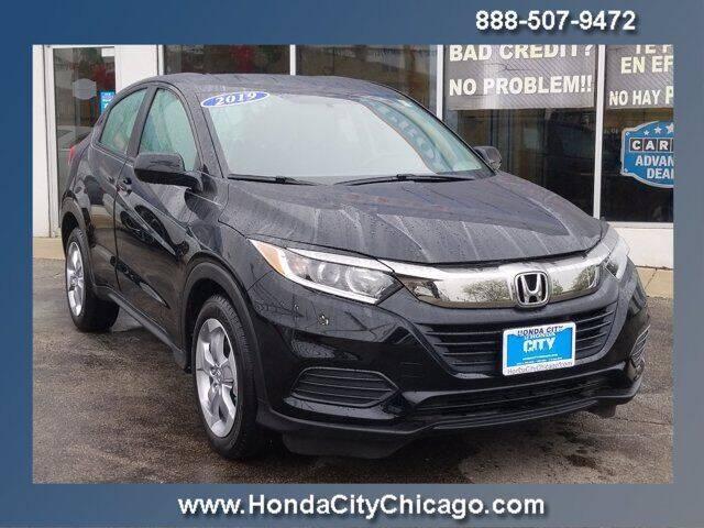 2019 Honda HR-V for sale in Chicago, IL