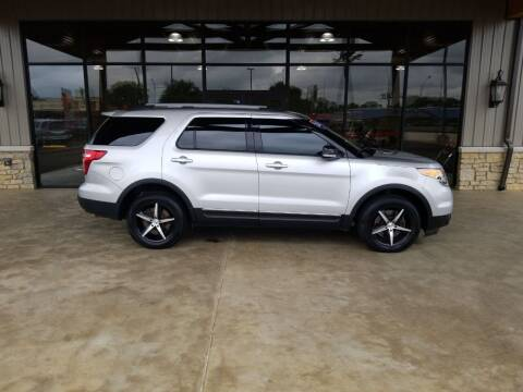 2014 Ford Explorer for sale at Premier Auto Source INC in Terre Haute IN