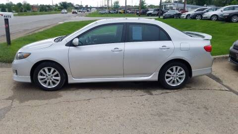 2010 Toyota Corolla for sale at Downing Auto Sales in Des Moines IA